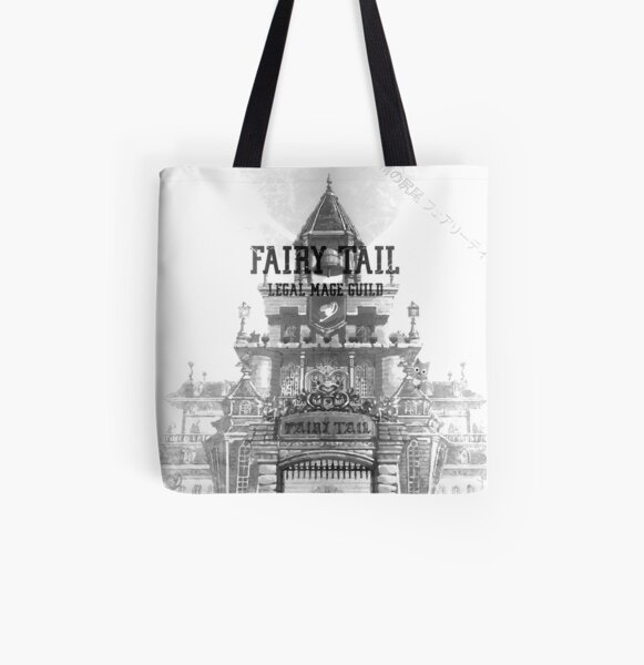 Fairy Tail All Over Print Tote Bag