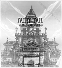 Fairy Tail Poster