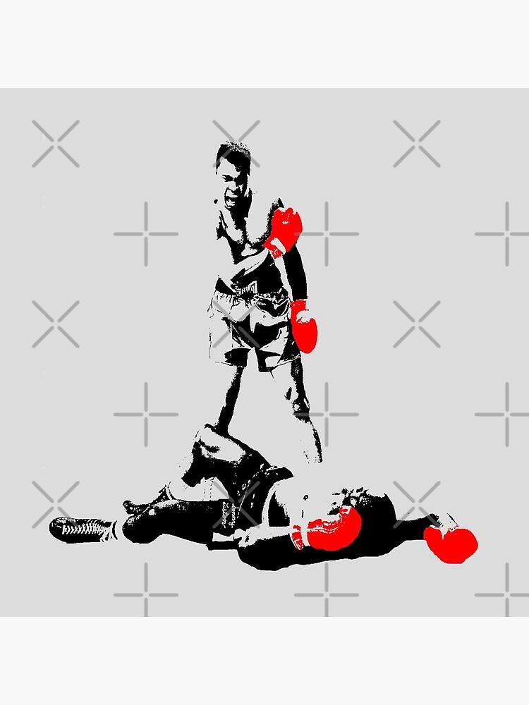 Muhammad Ali by belugastore