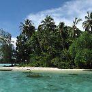 Mbikiki Island I by Reef Ecoimages