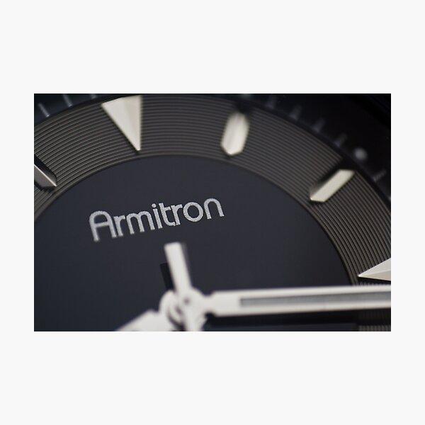 Armitron Watch Photographic Print