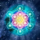 Sacred Geometry 4 by Endre