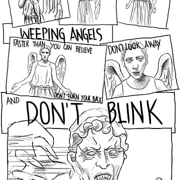 Weeping Angel Comic by Anaelisch