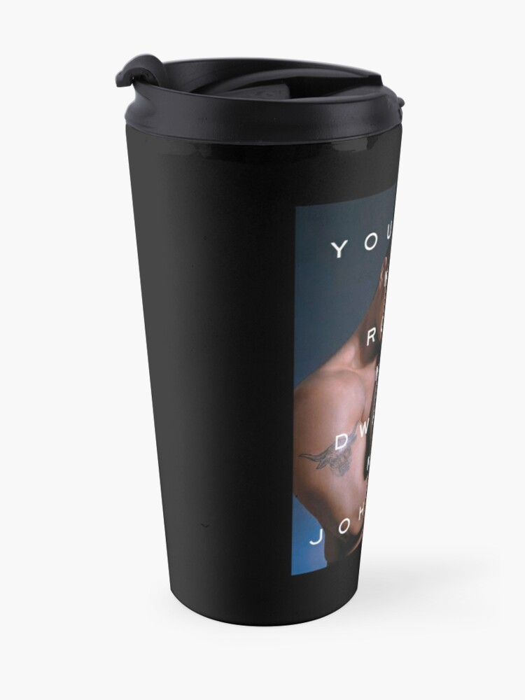 Alternate view of You Are My Rock Travel Mug