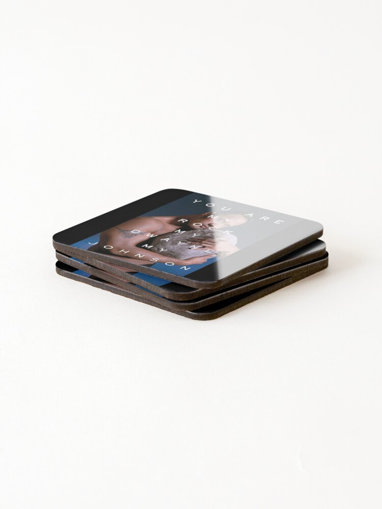 Alternate view of You Are My Rock Coasters (Set of 4)