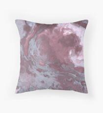 Contemporary Fluid Throw Pillow