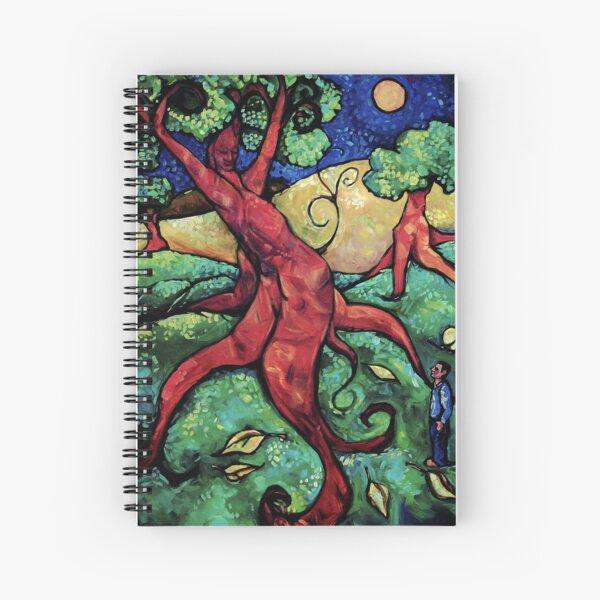 """""""Tree Dream"""" by Chad Elliott Spiral Notebook"""
