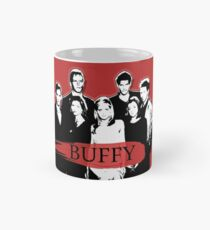BTVS CAST (S3): The Scoobies! Mug