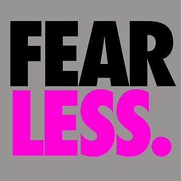 Angst weniger. von cpinteractive