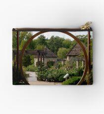 Garden Entrance  ^ Studio Pouch