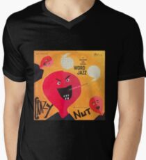 Crazy Jazz V-Neck T-Shirt