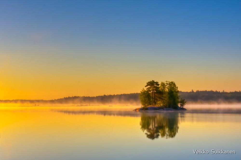 Summer morning at 5.05 by Veikko  Suikkanen