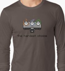 Choose one Long Sleeve T-Shirt