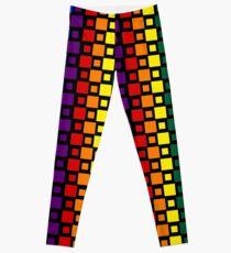 Pride Squares Vertical Leggings
