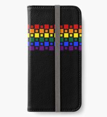 Pride Squares iPhone Wallet/Case/Skin