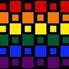 Pride Squares by technoqueer