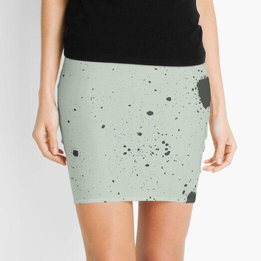 Beautiful Blotches Mini Skirt