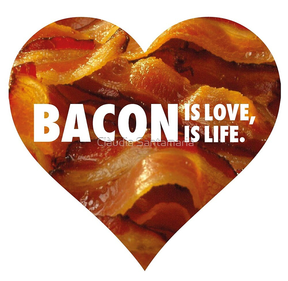 Image result for bacon is life