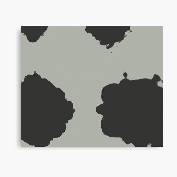 Minimal Blotches Canvas Print
