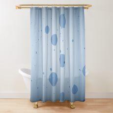 Amazing Blotches Shower Curtain