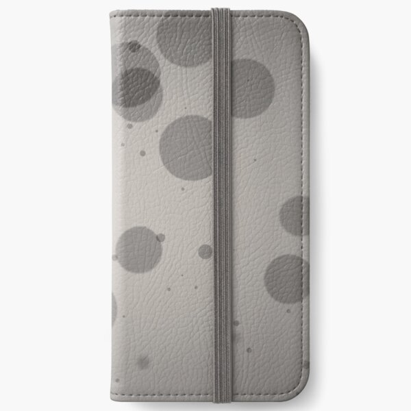Pretty Blotches iPhone Wallet