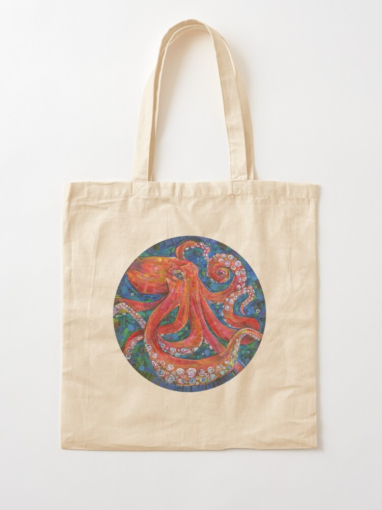 Alternate view of Hellion painting - 2015 Tote Bag