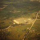 drive in Burleigh 1953 by Soxy Fleming