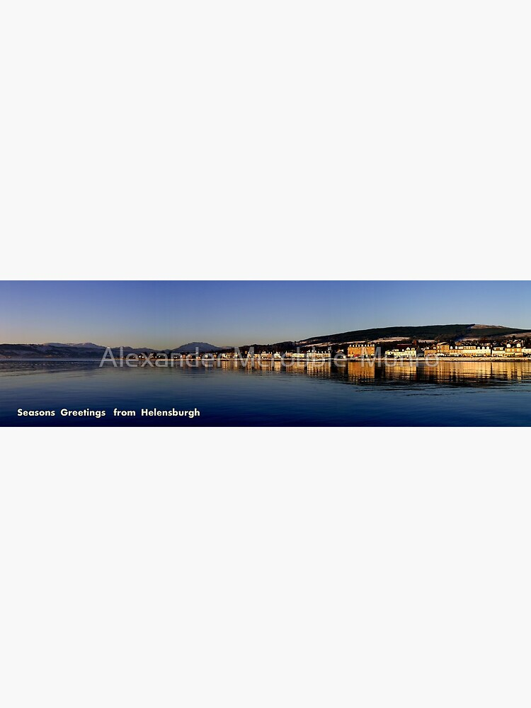 Greetings  from Helensburgh by Alexanderargyll