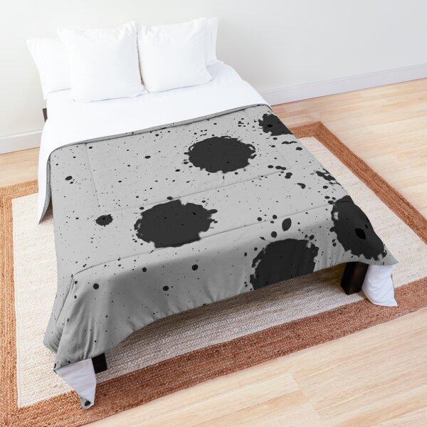 Pun Blotches Comforter