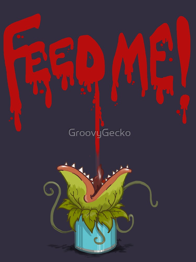 Feed Me (Little Audrey) | Unisex T-Shirt