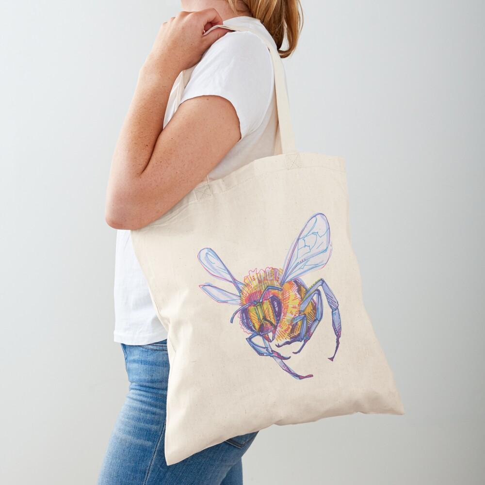 Bee drawing - 2013 Tote Bag