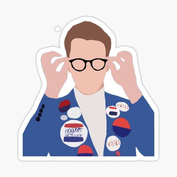 "The Politician ""Payton Hobart""  Sticker"