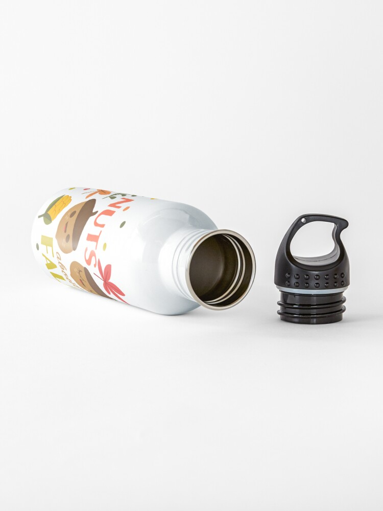 Alternate view of Nuts about Fall Water Bottle