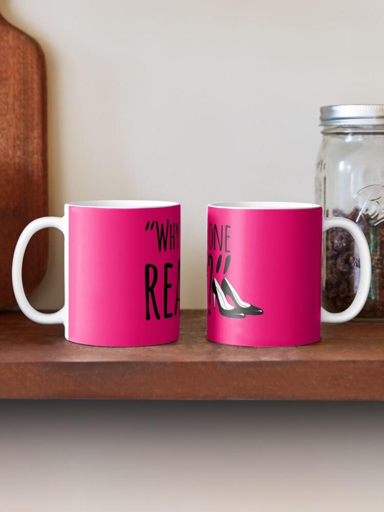 Alternate view of No One Ready Mug