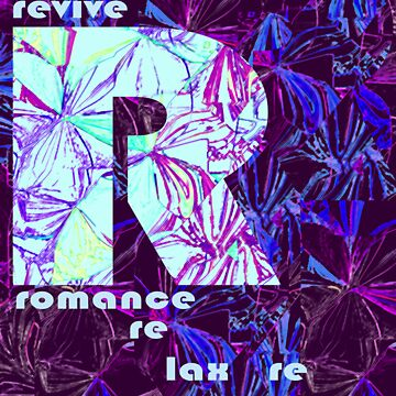 letter R for relax by annieannie