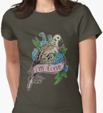 I'm Fine Women's Fitted T-Shirt