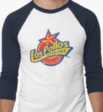 Los Pollos Hermanos Men's Baseball ¾ T-Shirt