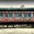 Pennsylvania Railway by Donnie Voelker