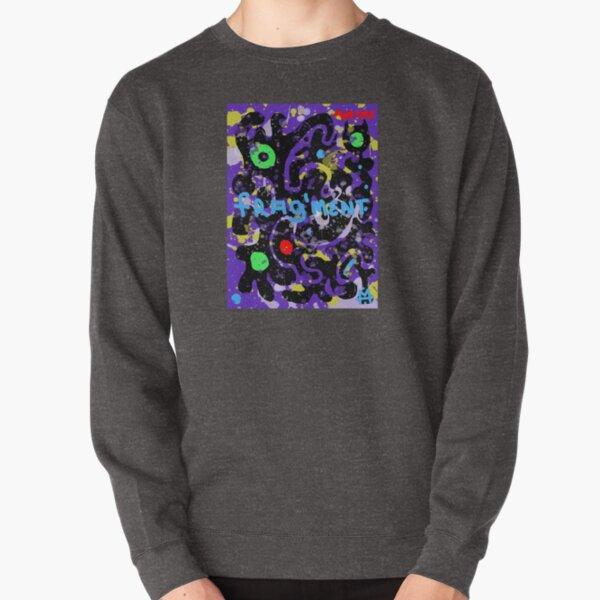 Scykosiz - FRAGMENT Pullover Sweatshirt