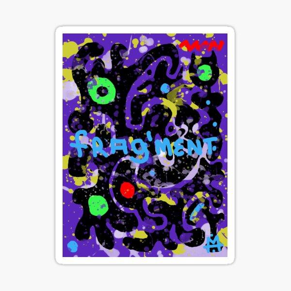 Scykosiz - FRAGMENT Sticker