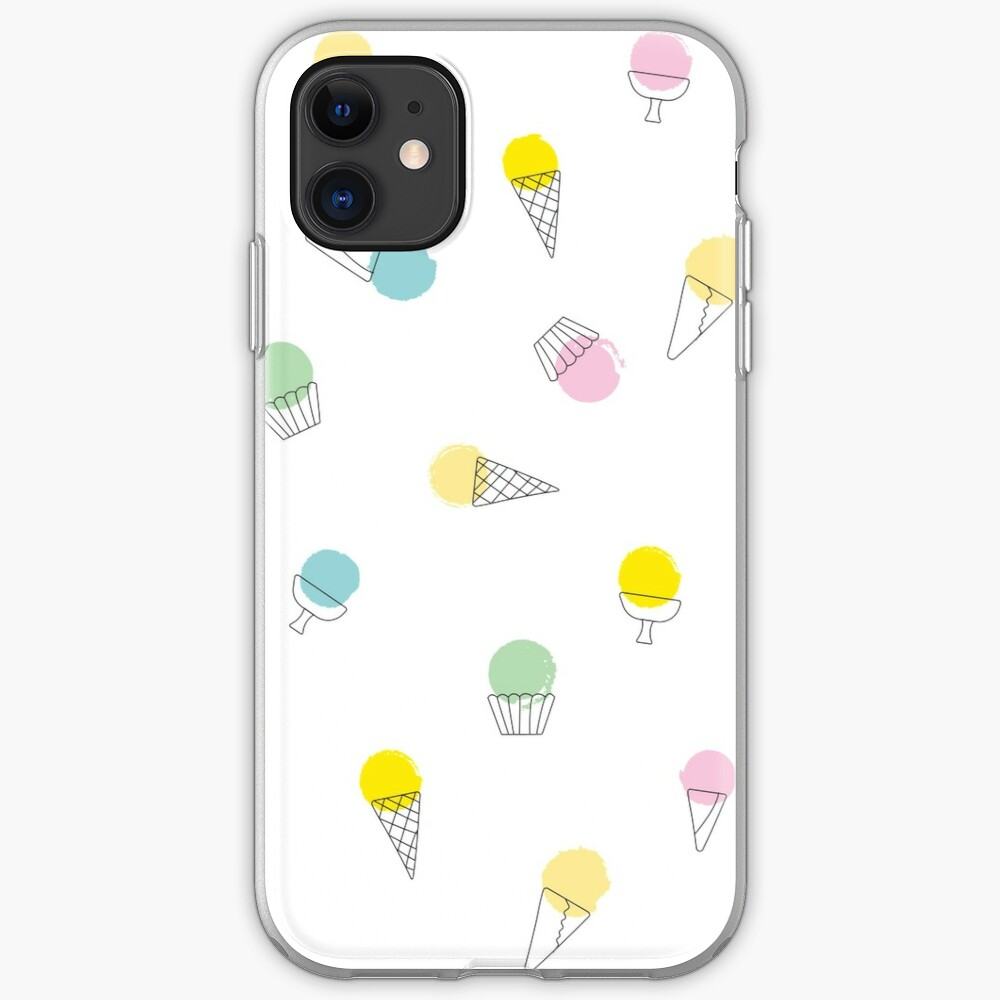 Ice cream time! iPhone Case & Cover