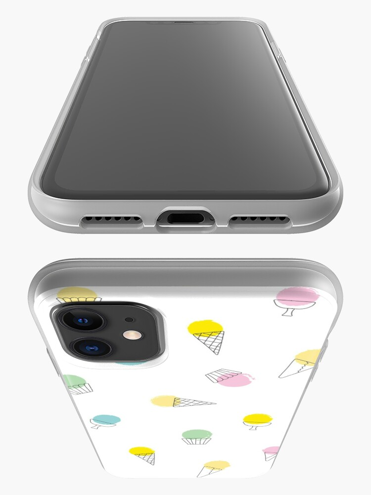 Alternate view of Ice cream time! iPhone Case & Cover