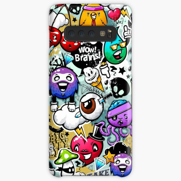 graffiti fun Samsung Galaxy Snap Case