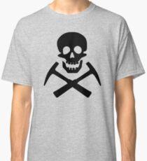Skull & Cross Pick Hammers Classic T-Shirt