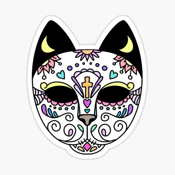 Sugar Kitty Sticker