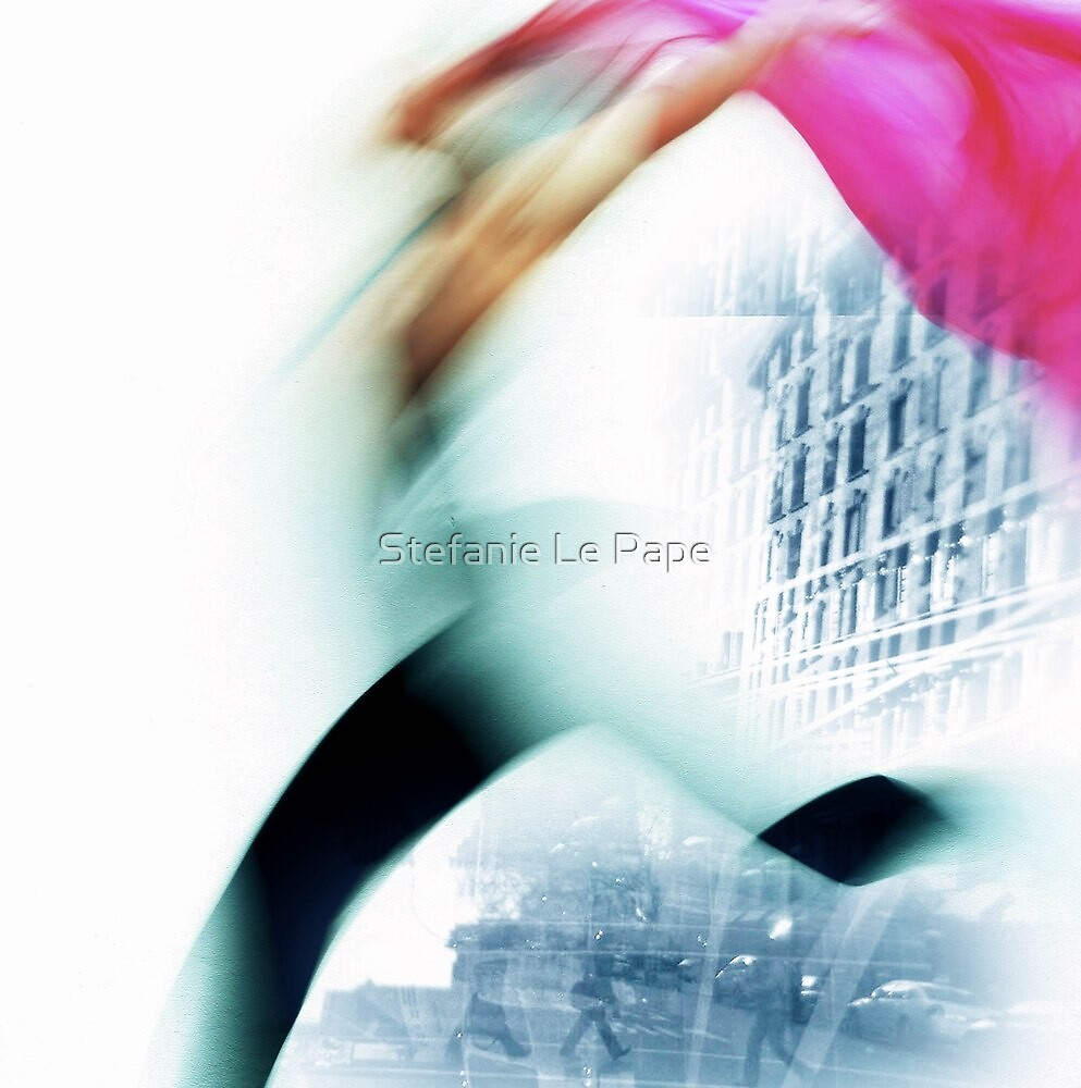 escape from the masses by Stefanie Le Pape