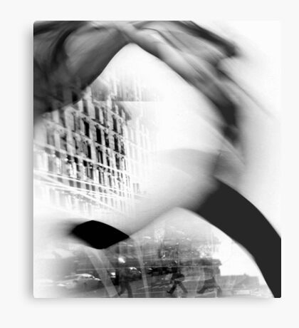 wings over NY Metal Print