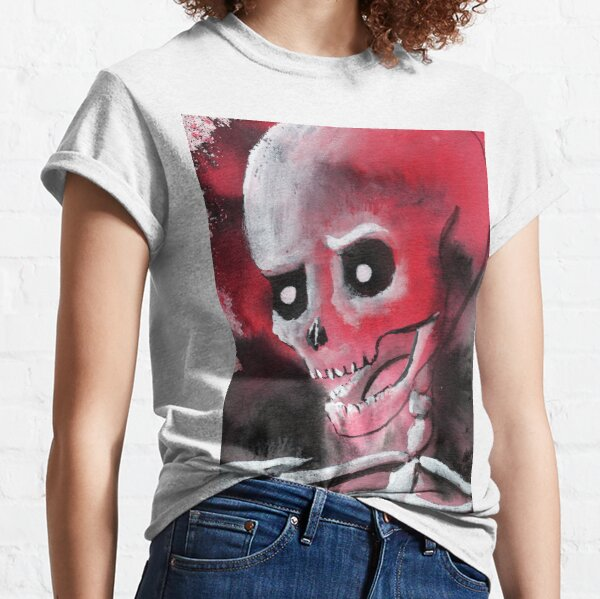 Blood Skeleton Classic T-Shirt