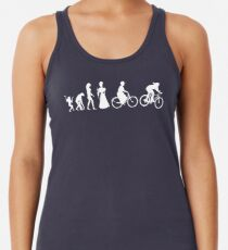 Bike Women's Evolution of Cycling Tanktop für Frauen