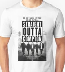 Straight Outta Compton Movie Unisex T-Shirt